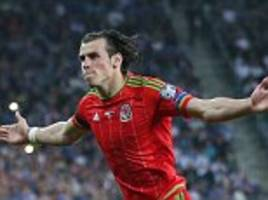 Gareth Bale rejects talk that Real Madrid criticism will lower his form after inspiring Wales to victory away against Israel