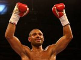 Kell Brook calls out Amir Khan and gives him 48 hours to commit to the 'Battle of Britain'