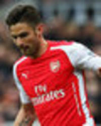 Olivier Giroud: Arsenal can win the Premier League title