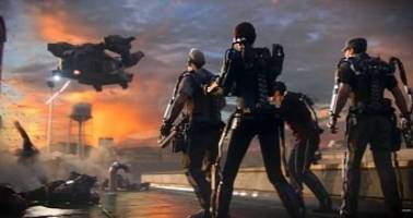 Call of Duty: Advanced Warfare Exo Zombies Trailer Shows Burgertown Action