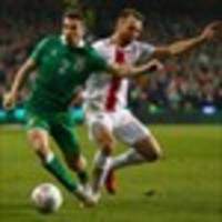 Long saves point for Ireland against Poland